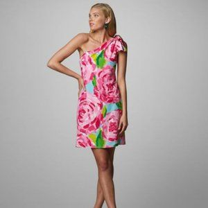 HOLY GRAIL Lilly Pulitzer Chloe One Shoulder Dress